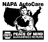 NAPA AutoCare Center & Nationwide warranty